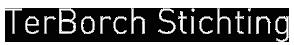 Ter Borch Stichting Logo